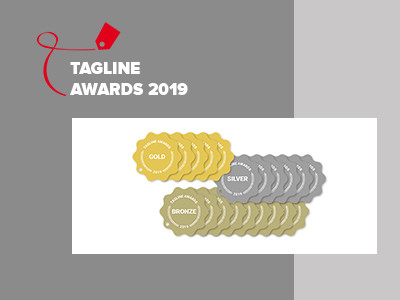 Tagline Awards 2019: Our award-winning projects case studies coming soon!
